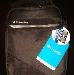 Columbia lunch pack with bottle pocket